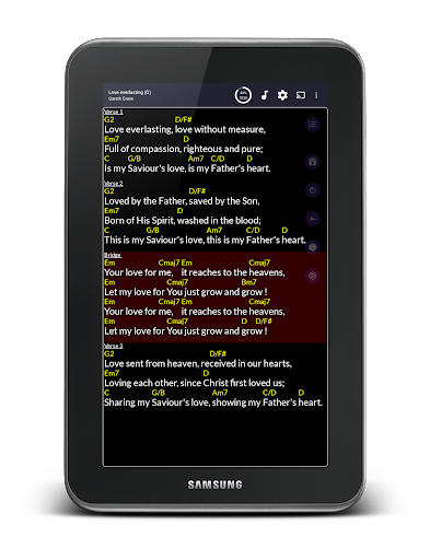 comment stocker sur carte sd samsung OpenSongApp – Applications sur Google Play