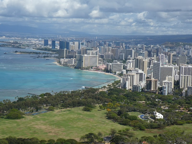 Honolulu to Vancouver