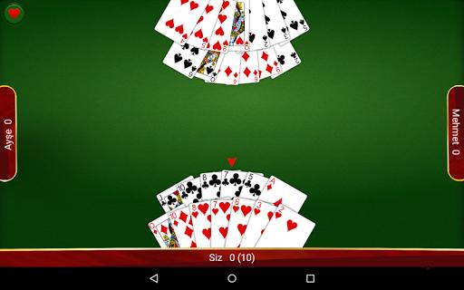Batak - Tekli, Eu015fli u0130nternetsiz Batak apkpoly screenshots 16