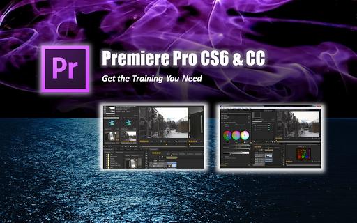 Training Premiere Pro CS6 & CC screenshot 1