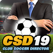 Club Soccer Director 2019 – Soccer Club Management MOD APK 2.0.24 (Money increases)