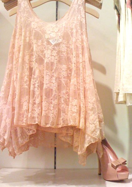 Sweet Romantic Clothes