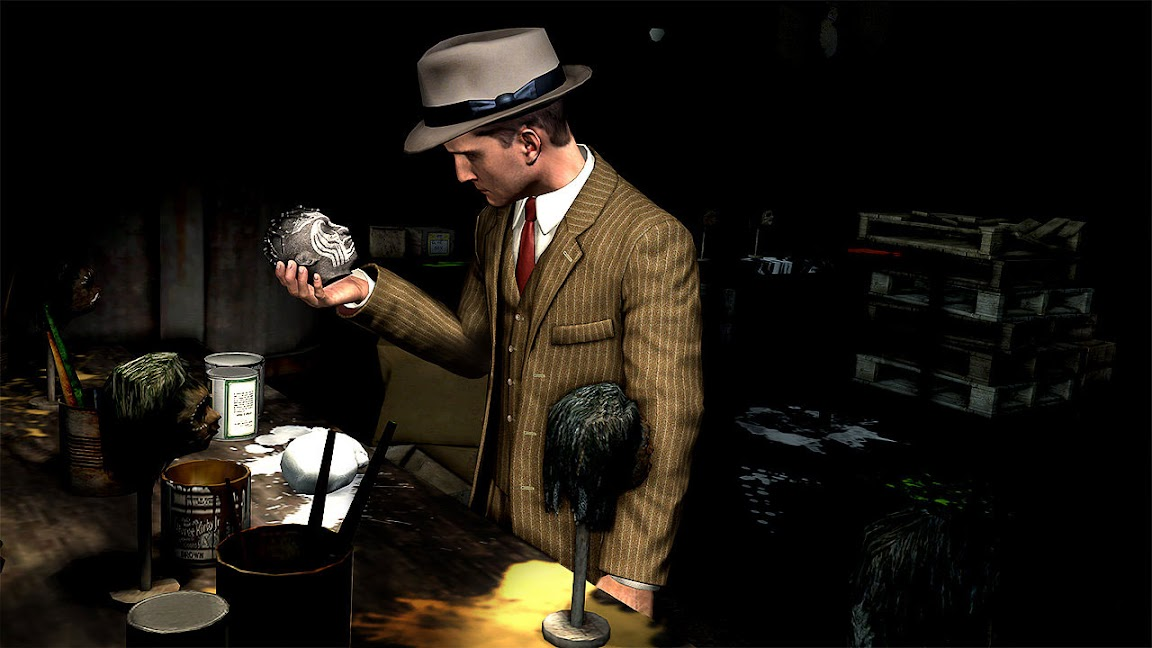 L.A. Noire เกมสืบสวนฆาตกรรมย้อนยุคที่สนุกตั้งแต่ต้นจนจบ    La-noire-review3