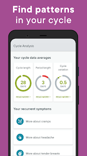App Period Tracker Clue - Ovulation and Cycle Calendar APK for Windows Phone