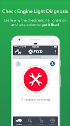 FIXD - Vehicle Health Monitor APK screenshot thumbnail 1