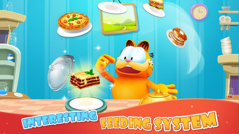 Garfield™ Rush Screenshot 4