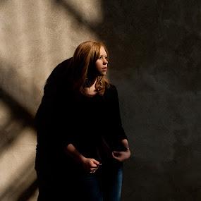 Ponder by Bill  Brokaw - People High School Seniors ( girls, high school senior, portraits, brokaw photography )