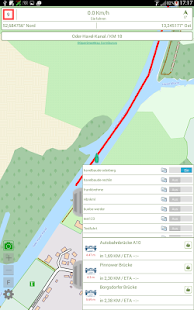 Watertrack PRO Special Offline - EUROPA VERSION Screenshot