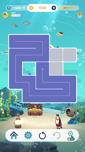 Puzzle Aquarium 31 screenshots 6