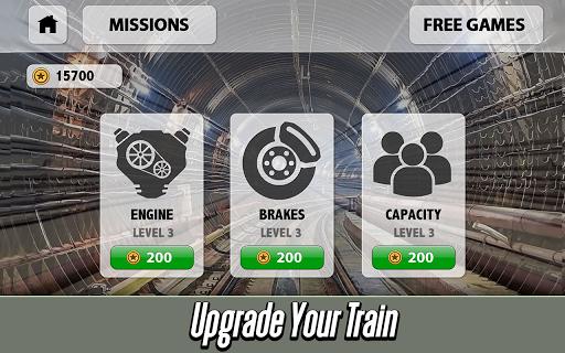 London Subway: Train Simulator  screenshots 5