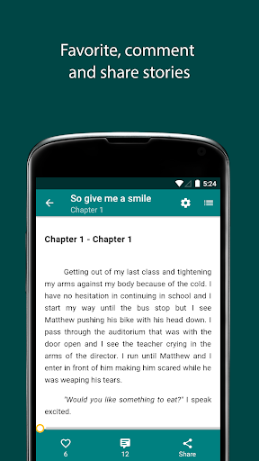 Free Books - Spirit Fanfiction and Stories  screenshots 4