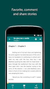 App Free Books - Spirit Fanfiction and Stories APK for Windows Phone