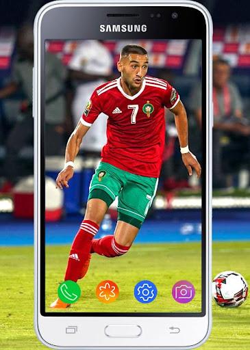 Team of Morocco - Wallpaper ss1