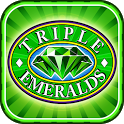 Triple Emeralds Deluxe icon