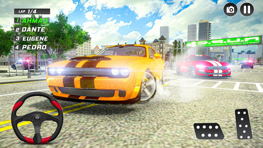 Car Games 2020 : Car Racing Game Futuristic Car android2mod screenshots 8
