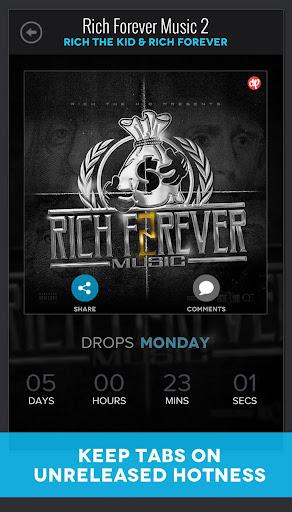 DatPiff Mobile screenshot 4