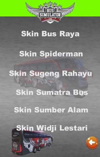 Skin Bussid Gratis 2.0 screenshots 1