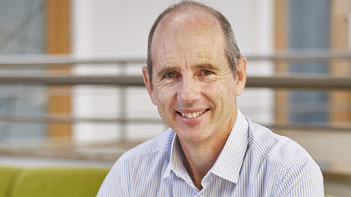 Peter Harvey, MD of DPO SA.