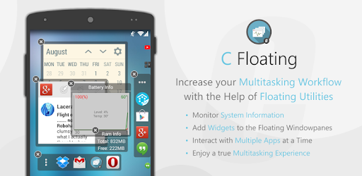 C Floating - Apps on Google Play