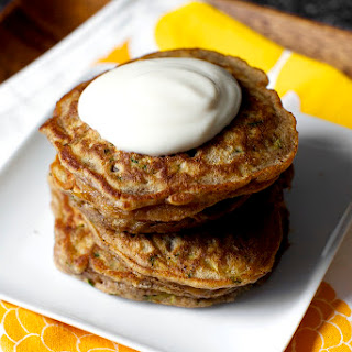 Baked Zucchini Pancakes Recipes