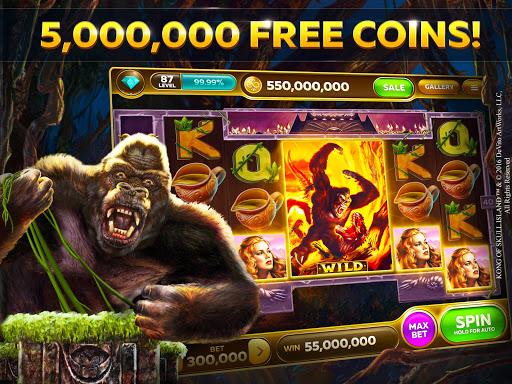 Infinity Slots™ Vegas Free Slot Games Online screenshot 1