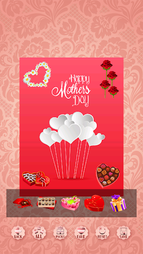 PC u7528 Mothers Day Stickers 2