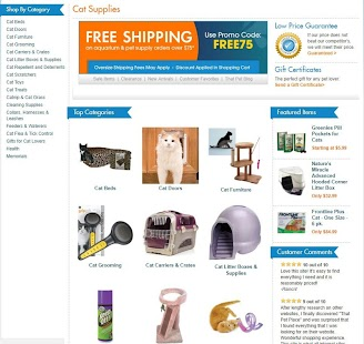 Pet Store (Online) - náhled