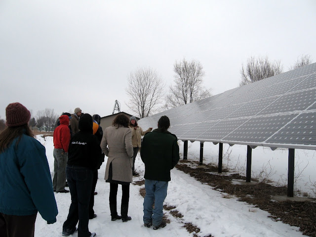 Iowa Orientation Solar Tour