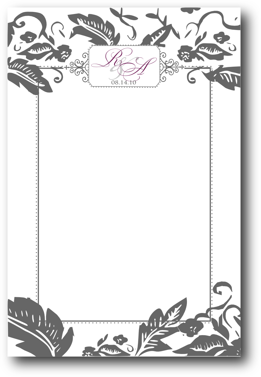 to go menu template free - chee 39 s blog blank wedding menus designs