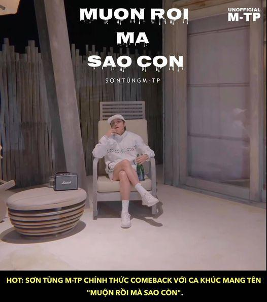 """Sơn Tùng M-TP chính thức comeback với ca khúc """"Muộn rồi mà sao còn"""" sau nhiều lần gây bão mạng xã hội lúc """"nửa đêm"""""""