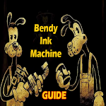 scary guide for bendy icon