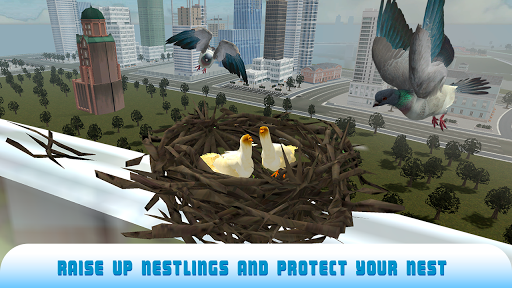 玩免費角色扮演APP|下載Flying Bird Pigeon Simulator 2 app不用錢|硬是要APP