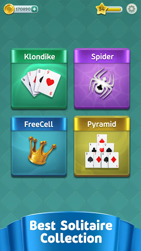 Magic Solitaire - Card Game  screenshots 1