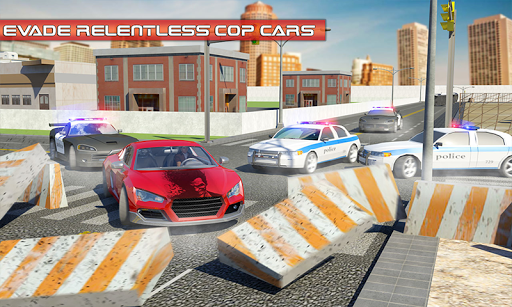 Jump Street Miami Police Cop Car Chase Escape Plan 1.1 screenshots 4