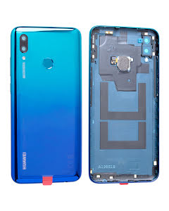 P Smart 2019 Back Cover Aurora Blue
