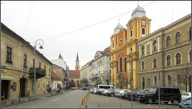 Photo: Cluj-Napoca - Str. Universitatii - 2017.11.14