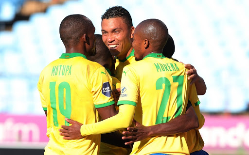 Rampant Sundowns stretch their lead at summit after getting the better of Maritzburg