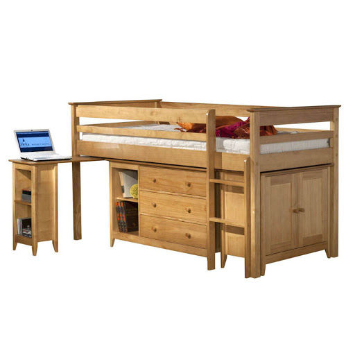 Birlea Cotswold Pine Midi Sleep Station
