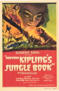 4 Reasons Why You Should See Jungle Book (1942) This Weekend