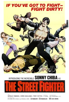 Lost and Found: The Street Fighter (1974)