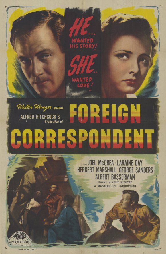 Watch THIS Instantly: Foreign Correspondent
