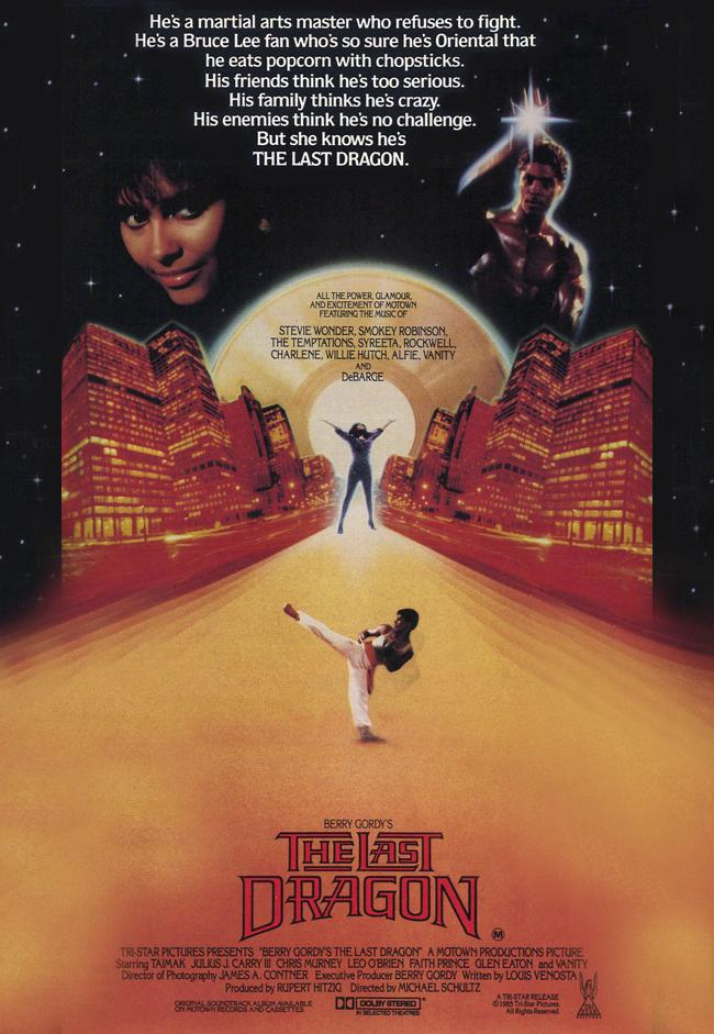 Watching Hour Preview: The Last Dragon