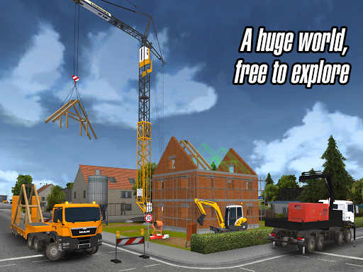 Construction Simulator 2014 screenshot 10