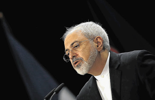 Iranian Foreign Minister Mohammad Javad Zarif criticised Washington's