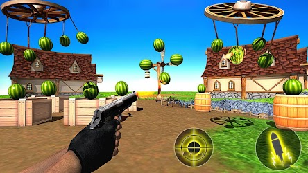 Download Watermelon Shooter: Free Fruit Shooting Games 2018 for