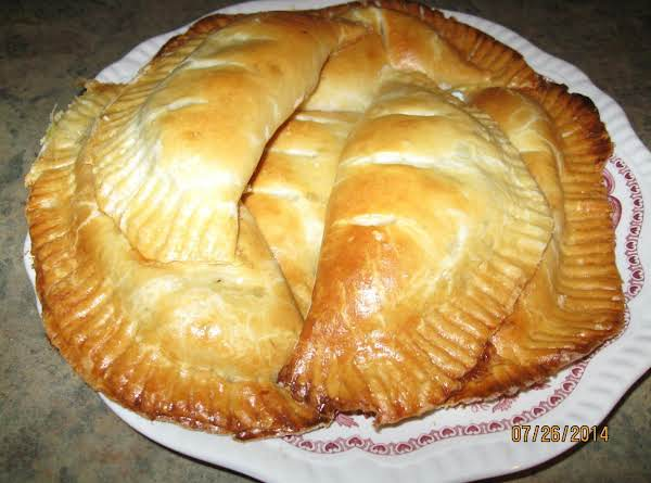 Chicken Pie Empanadas Recipe