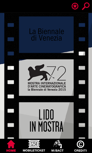 BIENNALE CINEMA 2015