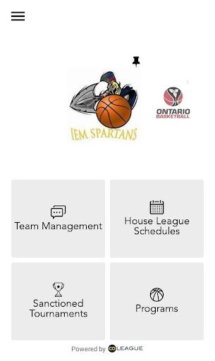 IEM Basketball 2.27 screenshots 1
