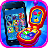 Baby Phone - Kids Play Phones & Toddler Phone