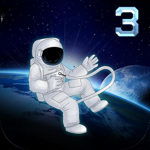 Escape Game Astronaut Rescue 3 解謎 LOGO-玩APPs